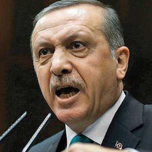 Gaza, Erdogan: