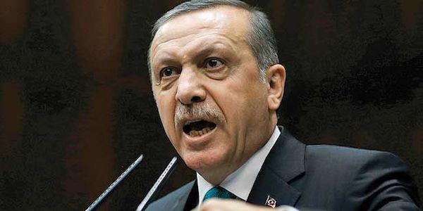 """Gaza, Erdogan: """"L'Onu è crollata, il mondo rischia"""""""