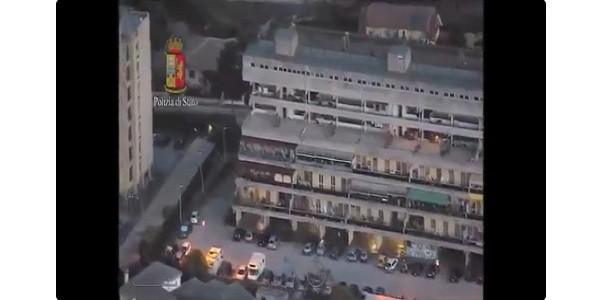 Frosinone, traffico droga: 36 arresti