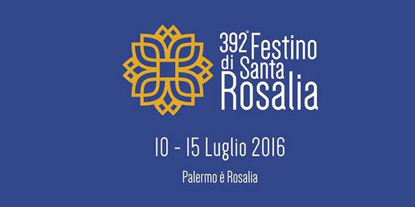 """""""Viva Palermo, viva Santa Rosalia""""   La città si ferma nel giorno della """"Santuzza"""""""