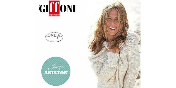 Giffoni Film Festival 2016, anche Jennifer Aniston tra gli ospiti