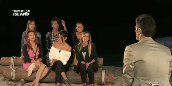 Temptation Island, seconda puntata 5 luglio 2016: Mariarita chiede un confronto con Luca