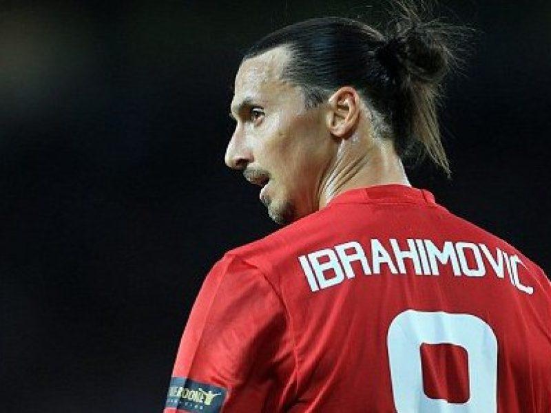 Ibrahimovic Galaxy, Zlatan Ibrahimovic, Ibrahimovic Manchester United
