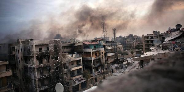 Aleppo sotto attacco, oltre 30 civili uccisi durante i raid