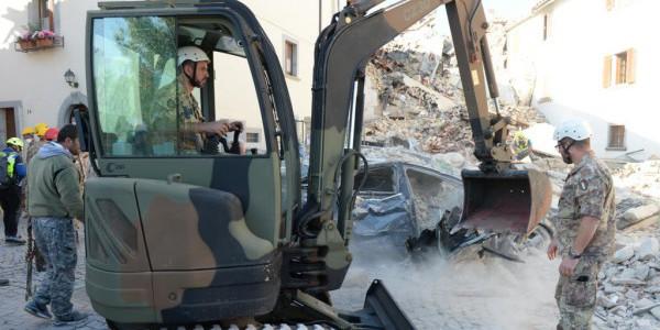 Terremoto: sale il numero delle vittime, ora i morti sono 267