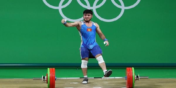 Doping, positivo il bronzo del sollevamento pesi  Artykov è stato squalificato per la stricnina