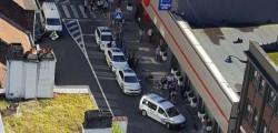 Bruxelles, accoltellamento Bruxelles, donna polizia Bruxelles, donna coltello Bruxelles