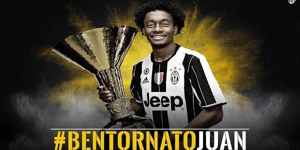 Juventus: finale col botto, in arrivo Witsel e Cuadrado