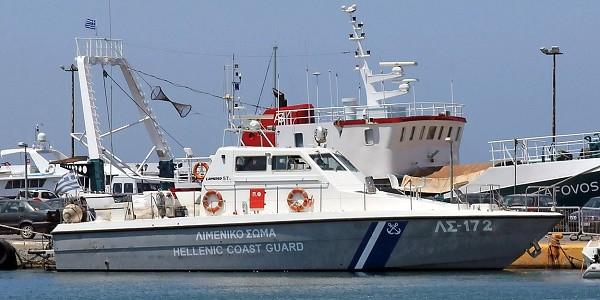 Grecia: scontro tra motoscafo e barca turisti, 3 morti