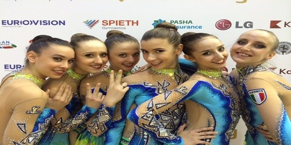 Rio 2016, ginnastica ritmica: Farfalle quarte nella finale del concorso a squadre