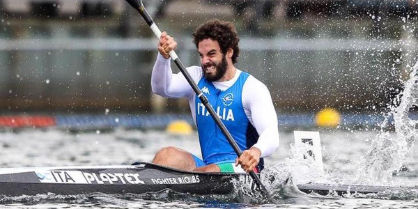 Rio 2016, canoa sprint: Manfredi Rizza sesto nella finale del k1 200 metri