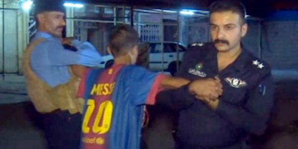 La verità choc sul ragazzino kamikaze di Kirkuk   Suo fratello riuscì a farsi esplodere in moschea