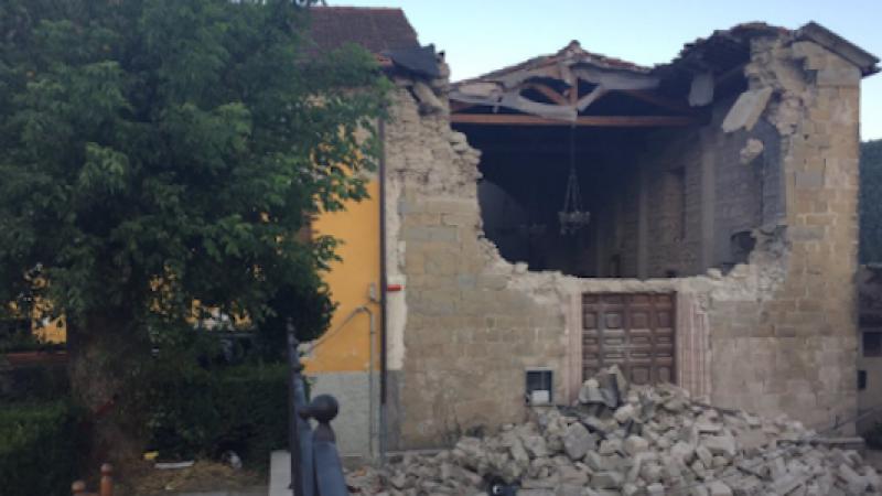 Centro Italia ore 3.36, un anno fa il sisma | Ad Amatrice il ricordo delle sue 239 vittime