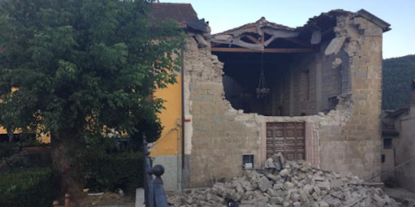 Centro Italia ore 3.36, un anno fa il sisma   Ad Amatrice il ricordo delle sue 239 vittime