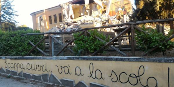 Terremoto, la Procura di Rieti sequestra la scuola di Amatrice