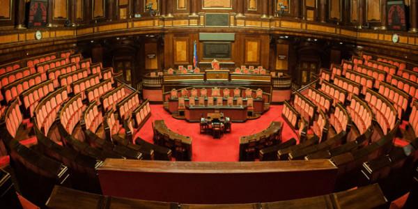 Banche via libera alla commissione d 39 inchiesta potr for Commissione giustizia senato calendario