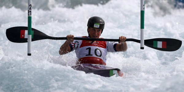 Rio 2016, canoa: Stefanie Horn ottava nella canoa slalom K1 femminile