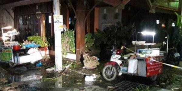 Thailandia, undici esplosioni provocano 4 morti |Tanti i feriti, tra questi anche due italiani FOTO