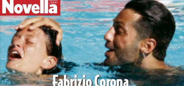 Il gossip mette ancora una volta nei guai Fabrizio Corona
