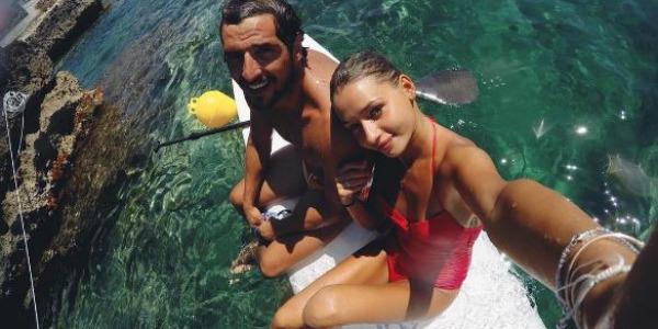 """Gossip Temptation Island, la tentatrice Diana Dalinescu: """"Flavio? Ci siamo sentiti per sms"""" /FOTO"""