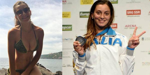 Rio 2016: chi è Rossella Fiamingo, la sexy e talentuosa spadaccina