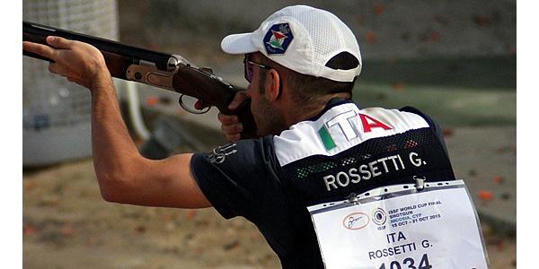 Rio 2016, skeet maschile: Rossetti medaglia d'oro | Ancora un trionfo azzurro nel tiro a volo