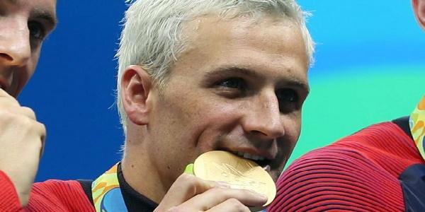 Rio 2016, nuoto: Lochte squalificato per 10 mesi