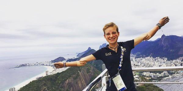 """Paralimpiadi, scherma: Beatrice """"Bebe"""" Vio oro nel fioretto a Rio"""
