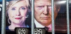 Clinton Trump pbx