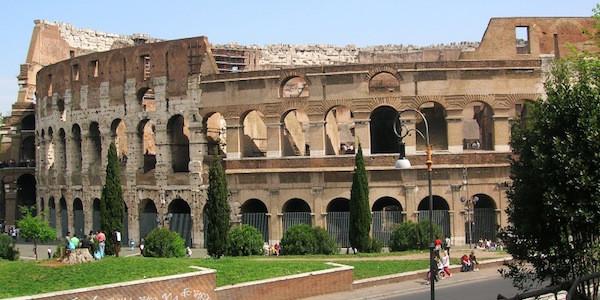 Sgombero Colosseo, Gioventù Nazionale: