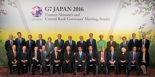 G7 Finanze Giappone