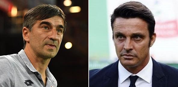 Le probabili formazioni di Genoa-Pescara. Chance per Pandev? Aquilani titolare