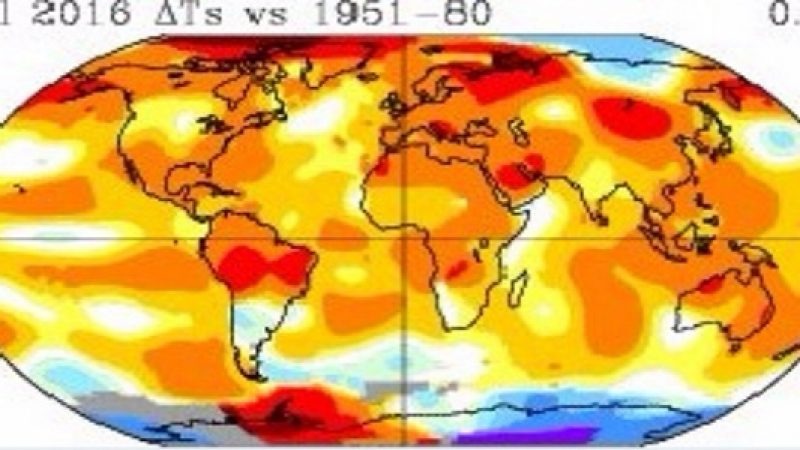"""""""La Terra è troppo calda"""": allarme della Nasa. Superato il limite, gli effetti saranno devastanti"""