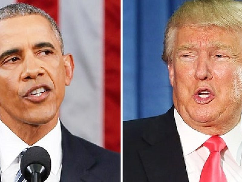 elezioni midterm, tycoon, barack obama, donald trump, duello obama trump, comizi elettorali obama trump,