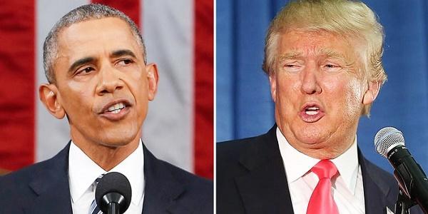 Elezioni Midterm, è duello tra Obama e Trump