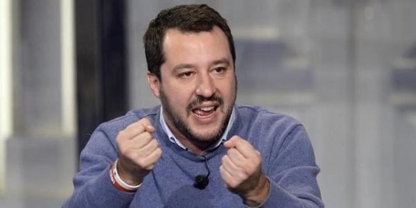Salvini tra le 100 persone più influenti al mondo secondo Time