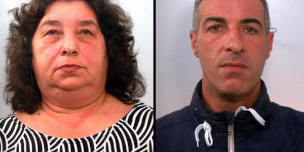 Fiumi droga con 'ndrangheta, arrestata la boss di Siracusa