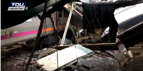 Treno New Jersey, almeno 100 feriti