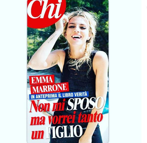Emma Marrone, lite social con un suo ammiratore