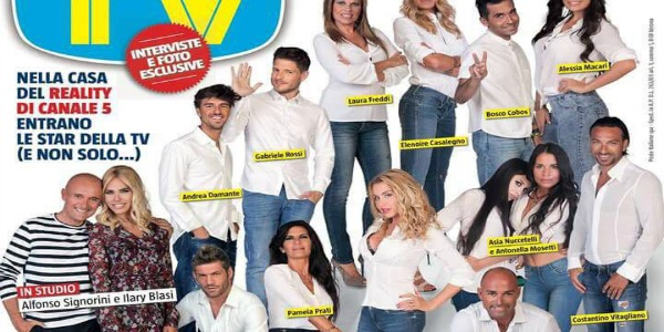 Grande Fratello Vip, ecco chi sono i 14 concorrenti del reality /FOTO