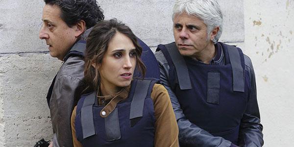 Squadra Antimafia 8, prima puntata giovedì 8 settembre 2016: Rosy Abate è morta? Tempofosco viene ucciso, De Silva si è impiccato