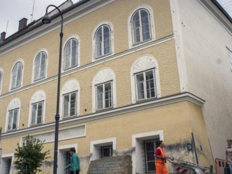 La casa di adolf hitler sar abbattuta l 39 abitazione si - Casa in comproprieta e diritto di abitazione ...