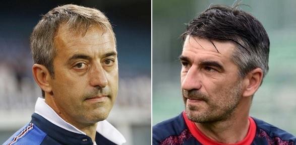 Le probabili formazioni di Sampdoria – Genoa. Assente Viviano, al suo posto Puggioni. Dubbio Pavoletti