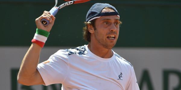 US Open, Berrettini e Lorenzi al 3° turno. Out Fabbiano e Sonego