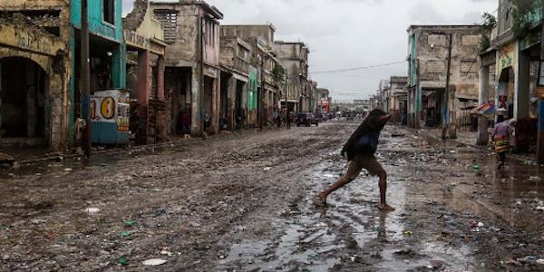 Haiti: Unicef, 500 mila bambini vivono nelle aree più colpite dall'uragano Matthew