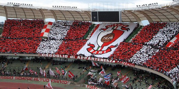 Serie B, il Bari esce dalla crisi: 3-0 al Trapani