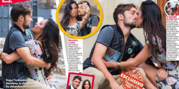Gossip Grande Fratello Vip, Antonella Mosetti e Gennaro Salerno si sono lasciati? Ecco la verità /FOTO