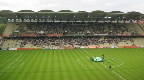 Il Sassuolo sogna ancora: 1 a 1 contro il R. Vienna | Decide l'incredibile autogol di Schrammel
