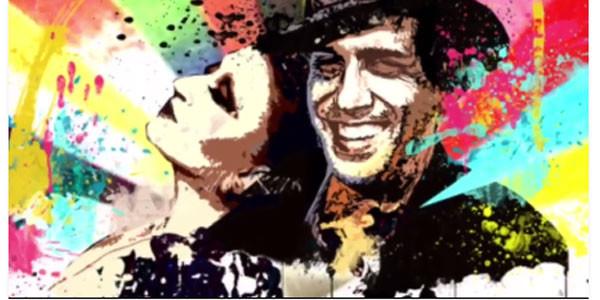 Gianni Morandi lancia Mina e Celentano in anteprima su Facebook