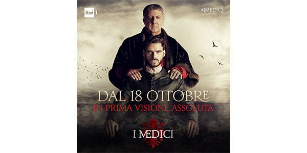 I Medici prima puntata, cambia la data: ecco quando va in onda